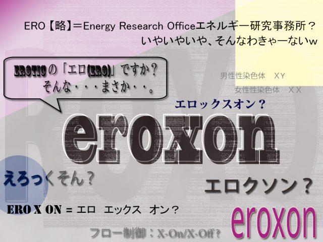 エロクソン(EROXON)