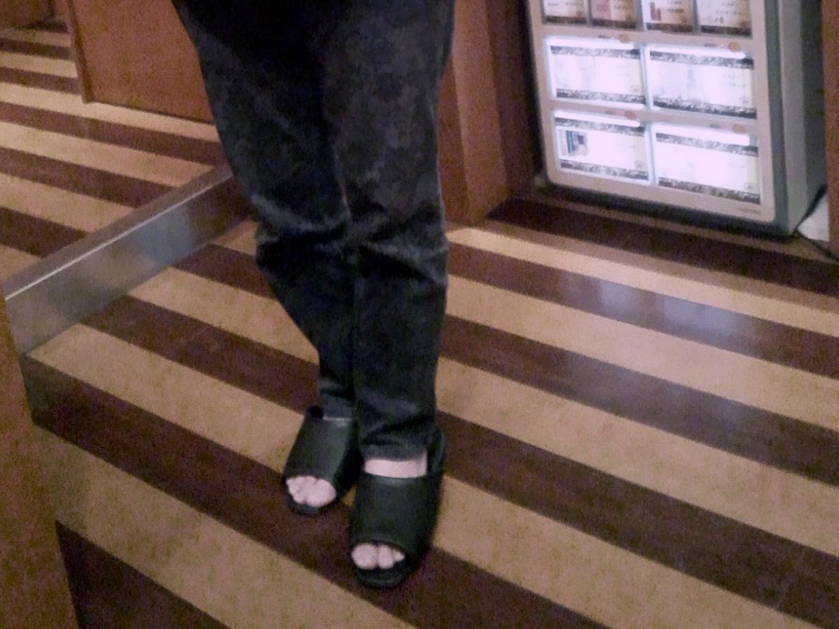 Y子さんの足❤