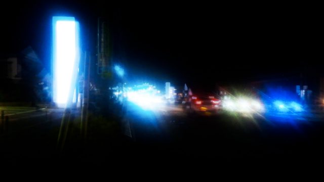 夜の街(ヒャッハー!)